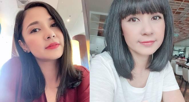 Tượng đài nhan sắc Việt Trinh vừa đổi kiểu tóc, CĐM ngẩn ngơ vì U50 mà ngỡ như búp bê-5
