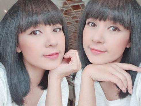 Tượng đài nhan sắc Việt Trinh vừa đổi kiểu tóc, CĐM ngẩn ngơ vì U50 mà ngỡ như búp bê