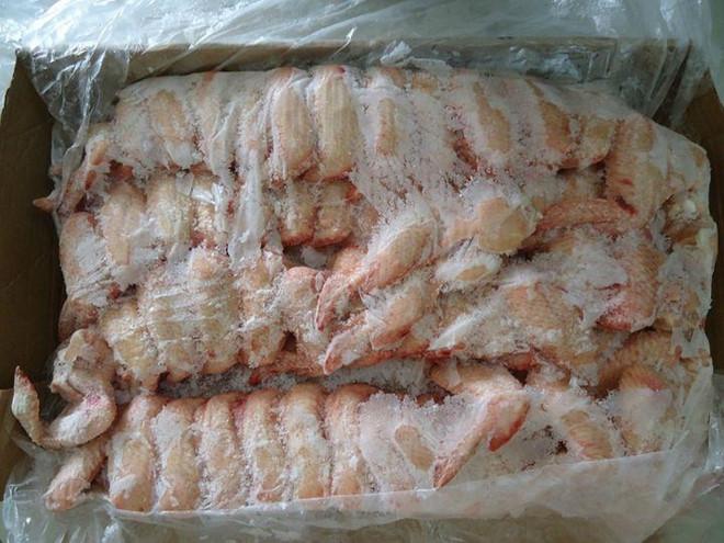 280 tấn cánh gà Mỹ giá 16.500 đồng/kg về Việt Nam-1