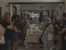 Xúc động dòng người tiễn biệt bé gái 10 tuổi chết não hiến tạng cứu 6 người