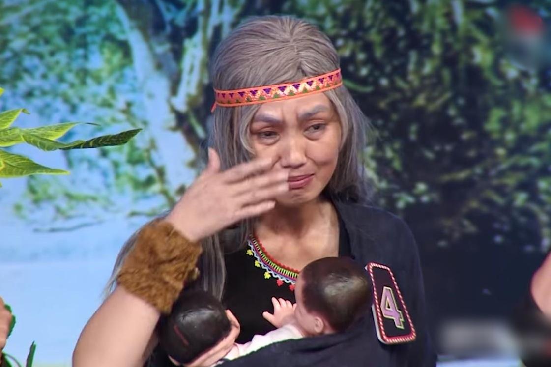 Trấn Thành, Việt Hương oà khóc trước cô gái nuôi 2 đứa trẻ suýt bị chôn sống-8
