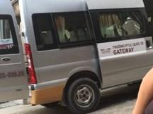 Thông tin đồn đoán lái xe trường Gateway tự tử trên mạng xã hội là vô căn cứ