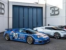 Bugatti Centodieci: 8 triệu Euro, động cơ W16, 1.600 mã lực và chỉ có 10 chiếc