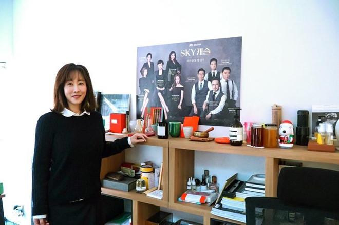 CEO bị nghi ngoại tình với chồng Goo Hye Sun vừa giàu có vừa quyền thế-2