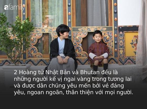 Hoàng hậu Bhutan đọ sắc Thái tử phi Nhật Bản nhưng 2 Hoàng tử nhỏ mới là tâm điểm chú ý, khiến người dùng mạng rần rần-6