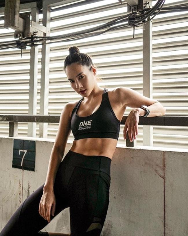Chán vẻ đẹp trắng bệch ẻo lả, chị em Thái Lan chạy đua chuẩn vóc dáng mới-5