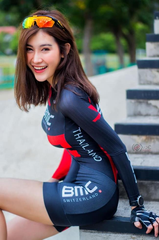 Chán vẻ đẹp trắng bệch ẻo lả, chị em Thái Lan chạy đua chuẩn vóc dáng mới-8