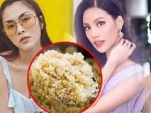 Cớ sao cả dàn mỹ nhân đình đám showbiz Việt bỏ cơm để ăn thứ hạt lạ lẫm này?