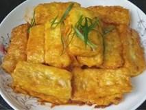 Thêm 2 quả trứng khi sốt đậu, bạn sẽ có ngay món ăn khó quên