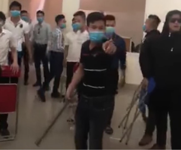 25 thanh niên ở Đà Nẵng hỗn chiến vì mâu thuẫn liên quan đến tiền ảo Daycoin-1