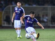 Quang Hải lập cú đúp, CLB Hà Nội thắng Altyn Asyr 3-2 tại AFC Cup