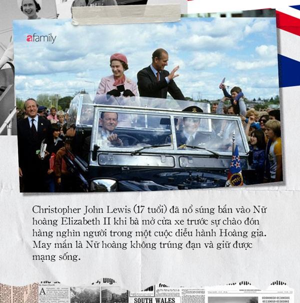 Hai vụ ám sát hụt bị giấu kín gần 40 năm: Chỉ trong 1 năm Nữ hoàng Anh 2 lần suýt mất mạng, danh tính những kẻ chủ mưu không ai ngờ-2