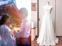 """Chân dung cô dâu khiến MXH """"sôi sục"""" vì tự may váy cưới RẺ nhưng CHẤT và chuyện tình với anh chàng người Nhật"""
