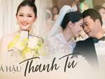 Cuộc sống của Á hậu Thanh Tú sau khi kết hôn với đại gia lớn hơn 16 tuổi-11