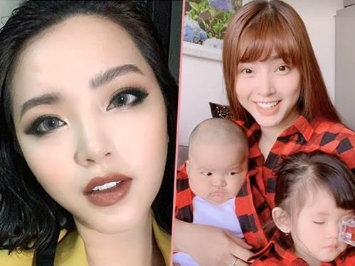 Sau sinh lần 3, gương mặt Hải Băng khác lạ, nhiều người lầm tưởng Kỳ Duyên-3