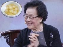 Bác sĩ 98 tuổi chia sẻ bí quyết trường thọ nhờ 2 món đơn giản và một việc mỗi sáng