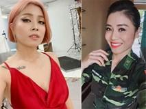 Dung nhan mới của nữ MC 'Chúng tôi là chiến sĩ' Nguyễn Hoàng Linh gây tranh cãi