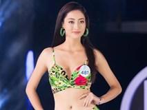 Màn trình diễn áo tắm của 4 đại diện nhan sắc Việt sắp thi quốc tế