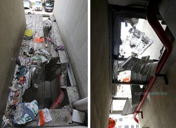 Ném 2 con nhỏ từ tầng 10 xuống để cùng chết, bà mẹ không đạt được ý nguyện còn gây ra bi kịch đau đớn cho cả gia đình-2