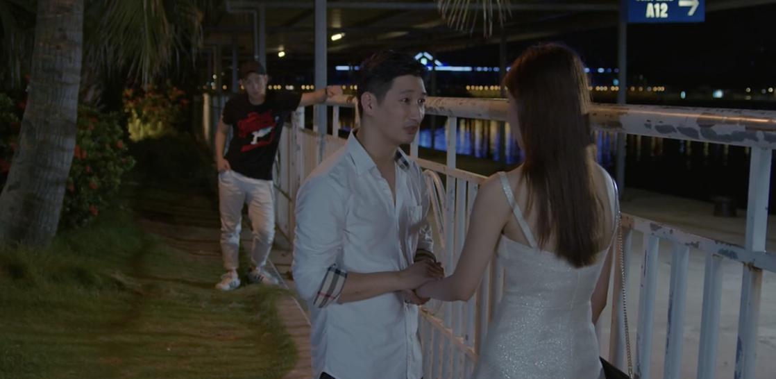 Hoa hồng trên ngực trái: Tiểu tam Trà từ chối nụ hôn của Thái nhưng lại để tình cũ bế lên giường-9