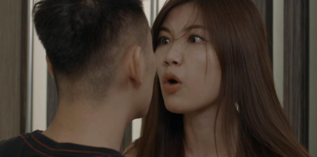 Hoa hồng trên ngực trái: Tiểu tam Trà từ chối nụ hôn của Thái nhưng lại để tình cũ bế lên giường-13