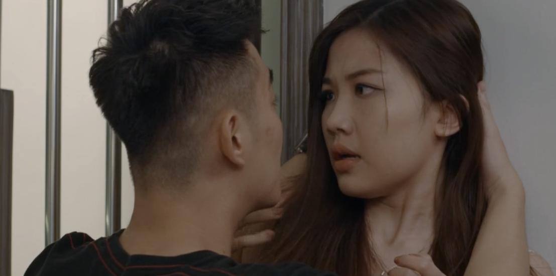 Hoa hồng trên ngực trái: Tiểu tam Trà từ chối nụ hôn của Thái nhưng lại để tình cũ bế lên giường-15