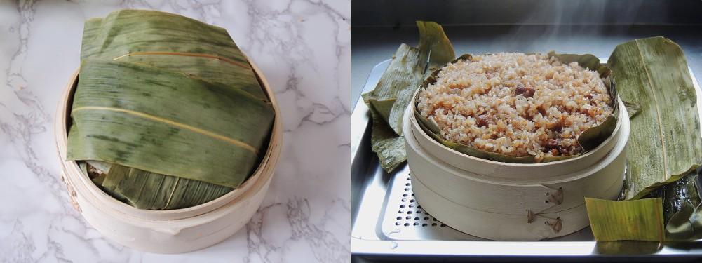 Người Trung Quốc có món xôi sườn ngon tê tái, tôi nấu thử một lần mà chồng con đòi ăn suốt!-4