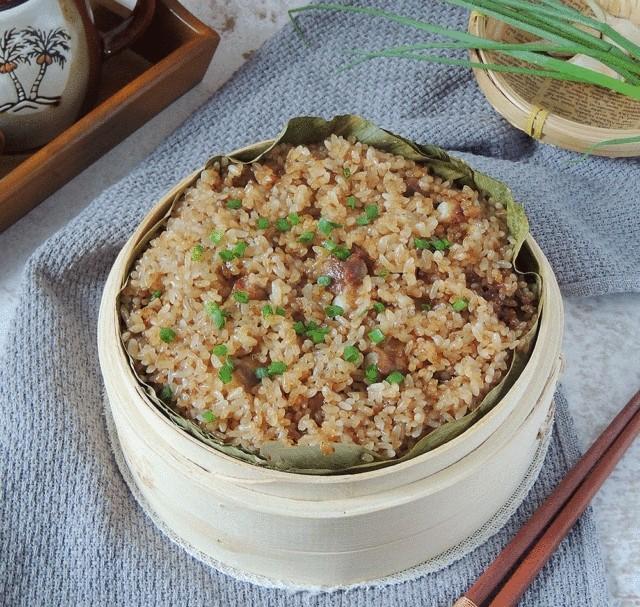 Người Trung Quốc có món xôi sườn ngon tê tái, tôi nấu thử một lần mà chồng con đòi ăn suốt!-5