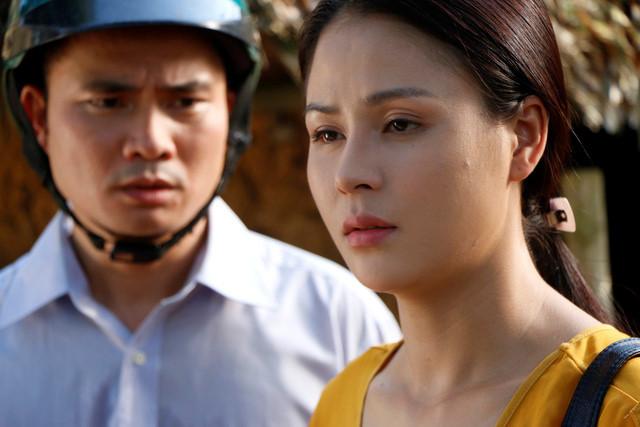 Diễn viên 9X làm mẹ đơn thân xinh như hoa hậu trong phim thay thế Về nhà đi con-3
