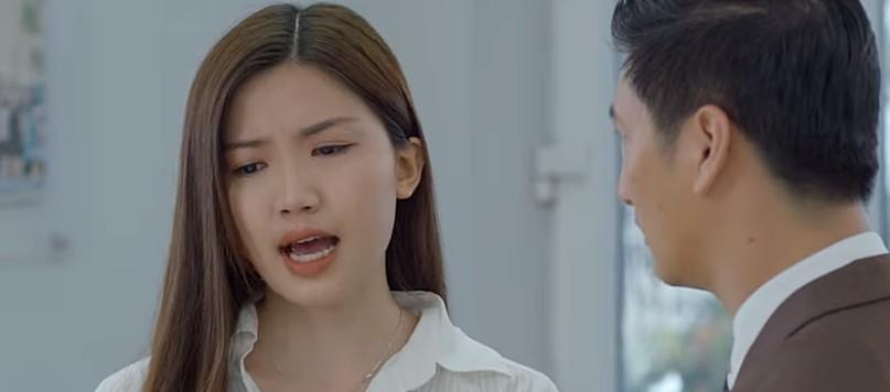 Hoa hồng trên ngực trái: Thái gây phẫn nộ khi nói về vợ con mình với hồ ly tinh Vì em, anh có lỗi với họ cũng được!-3