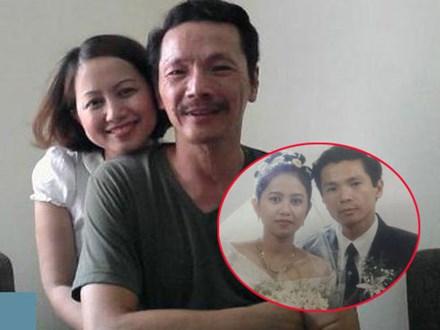 Người phụ nữ tần tảo hiền thục đằng sau thành công của NSƯT Trung Anh