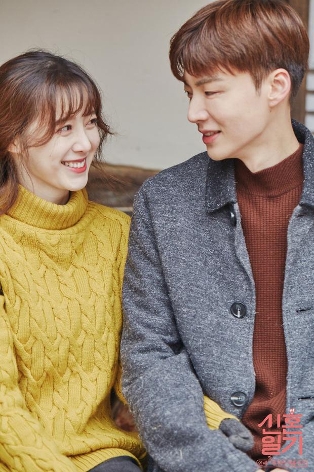 Hành trình từ gã si tình đến thánh cosplay cuồng vợ Ahn Jae Hyun: Ánh mắt mật ngọt hóa chê bai thô tục tựa khi nào!-1