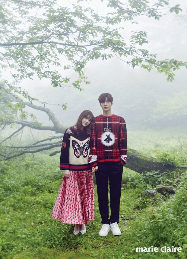 Hành trình từ gã si tình đến thánh cosplay cuồng vợ Ahn Jae Hyun: Ánh mắt mật ngọt hóa chê bai thô tục tựa khi nào!-16