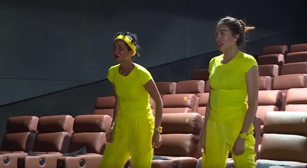 Cuộc đua kỳ thú: Hoa hậu HHen Niê đen đúa khó nhận ra, lớn tiếng hỏi lại chương trình khiến ai cũng bất ngờ-1