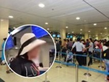 Nữ hành khách chửi bới nhân viên hàng không Vietnam Airlines là cán bộ công an ở Hà Nội