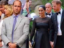Rạn nứt hoàng gia mới: Hoàng tử William tỏ thái độ khó chịu trước một loạt lùm xùm của vợ chồng em trai Harry