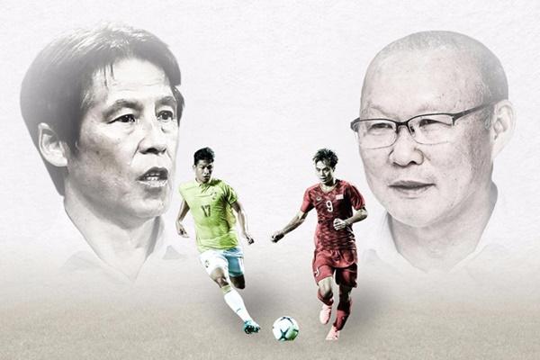 Báo Thái Lan: Ông Park gọi 5 tiền đạo, còn chúng ta có 2 người-2