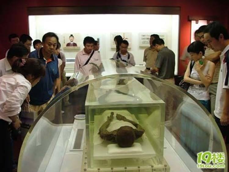 Bí ẩn về thi thể còn nguyên vẹn trong ngôi mộ cổ nghìn năm ở Trung Quốc, danh tính được xác định là tuyệt thế giai nhân thời Hán-4