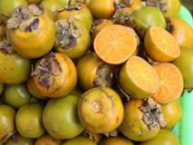 Hồng giòn đầu mùa giá rẻ và cách chọn hồng chuẩn 'made in Việt Nam'