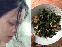 Về nhà nội ở cữ sau sinh, con dâu chết lặng trước mâm cơm mẹ chồng nấu