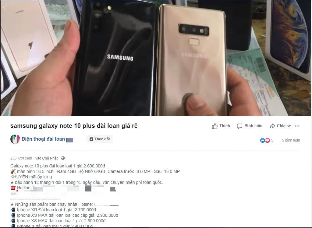 Tiết lộ của dân buôn điện thoại Trung Quốc nhái giống 90% hàng thật mà giá bằng 30%-1
