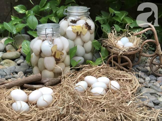 Mách bạn cách làm trứng muối thơm ngon đều chằn chặn, 10 quả như 1-3