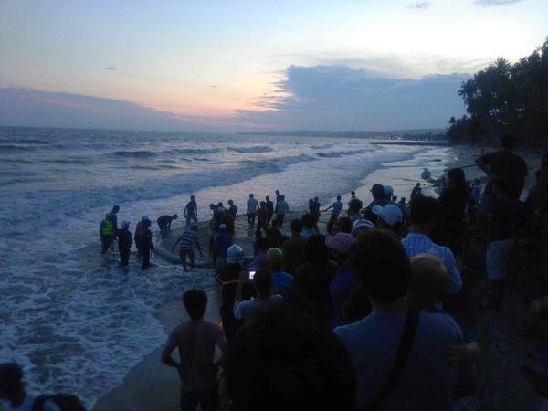 Nữ sinh đau đớn chứng kiến nhóm bạn bị sóng cuốn mất tích ở Mũi Né: Nếu có lực lượng cứu hộ kịp thời thì các bạn em đã không chết-3