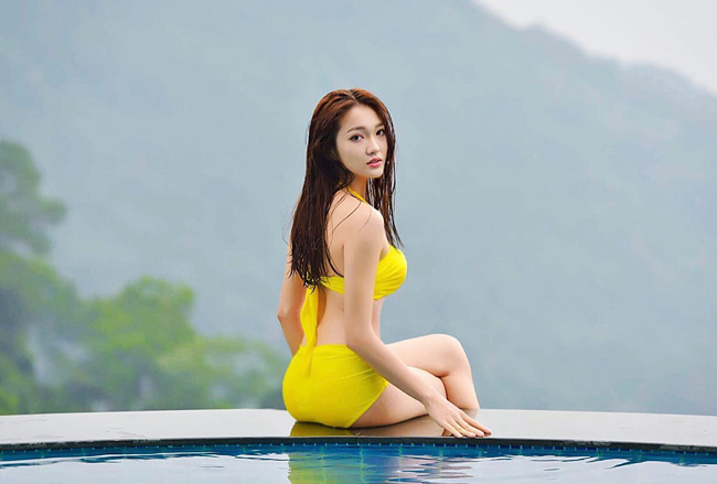 Dàn gái xinh xứ Nghệ khiến các cầu thủ Việt mê như điếu đổ-17