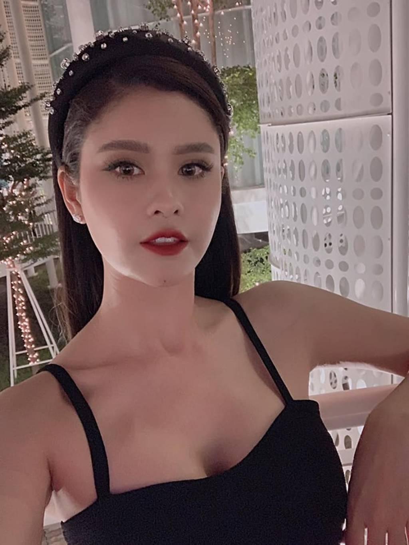 Phạm Hương gợi cảm hút mắt, Huyền My xinh đẹp tựa nữ thần-5
