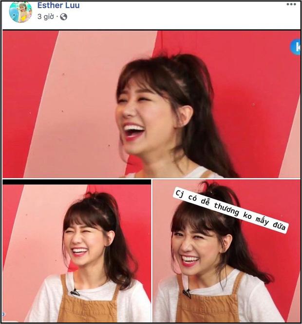 Động thái gây chú ý của Hari Won giữa lúc bị khán giả phản ứng vì vạ miệng đọc sai tên Châu Bùi tại lễ trao giải-1
