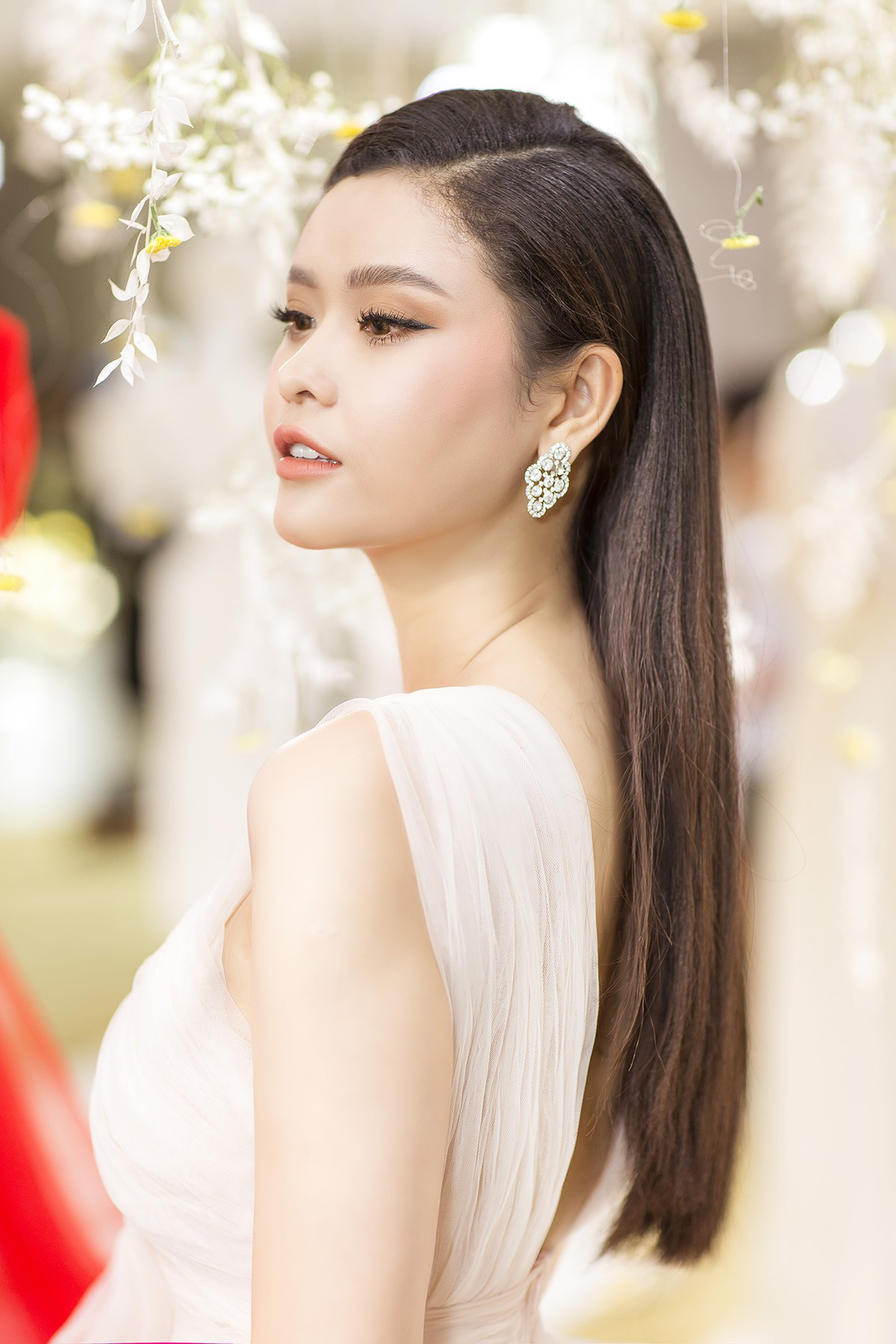 Tim vướng tin hẹn hò Đàm Phương Linh, Trương Quỳnh Anh tuyên bố: Chuyện bên ngoài cánh cửa tôi đã không quan tâm nữa-4