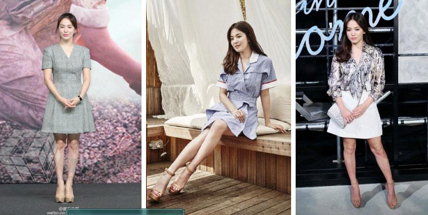 Song Hye Kyo cũng có nhược điểm vóc dáng gây tự ti và đây là 2 cách cô chọn trang phục để khắc phục điều này-2