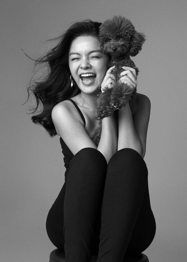 Phạm Quỳnh Anh ngày càng xinh đẹp và gợi cảm, tung bộ ảnh đơn sắc mừng tuổi 35 mà ngỡ 25-6