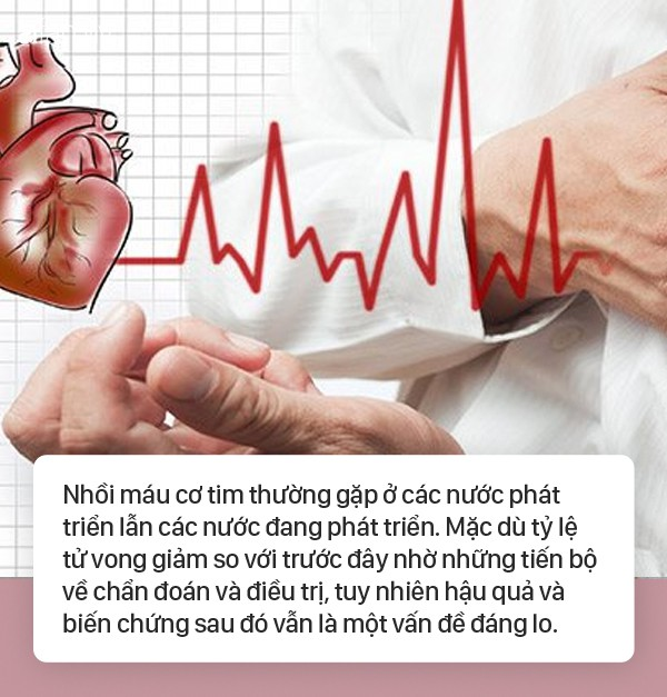 Chàng trai 28 tuổi bị nhồi máu cơ tim cấp tính sau khi uống chai nước đá-1
